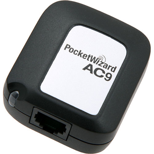 PocketWizard AC9 AlienBees Adapter for Canon