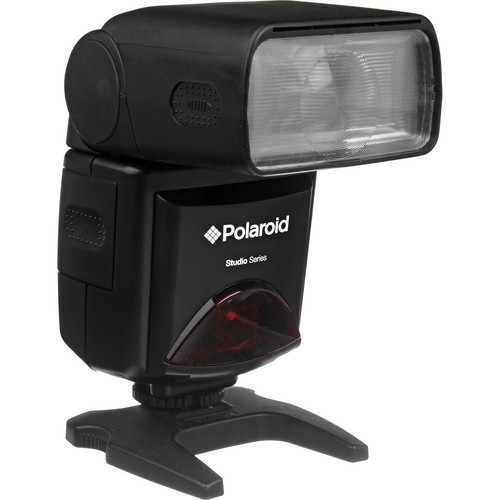 Polaroid PL-126PZ Flash for Olympus/Panasonic Cameras