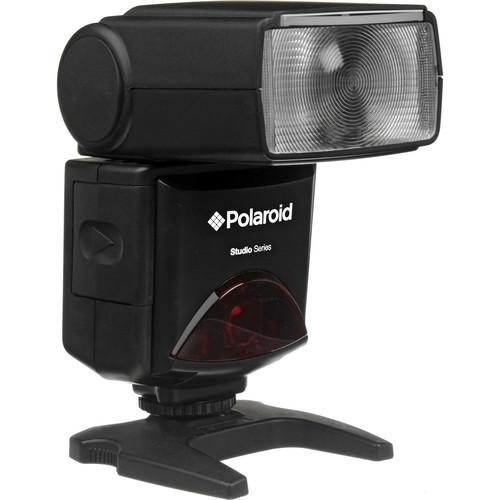 Polaroid PL-144AZ Shoe Mount Flash for Olympus