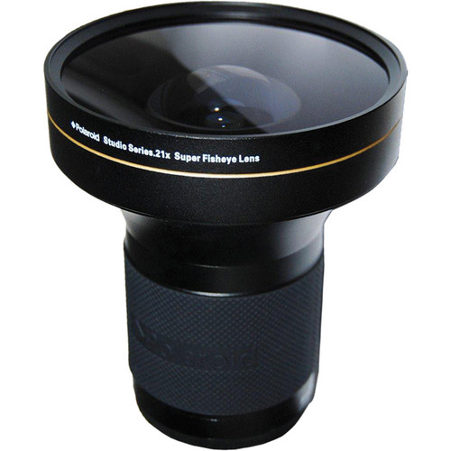 Polaroid Studio Series 72mm 0.21x HD Super Fisheye Lens