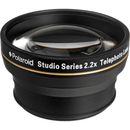 Polaroid Studio Series 52mm 2.2x HD Telephoto Lens