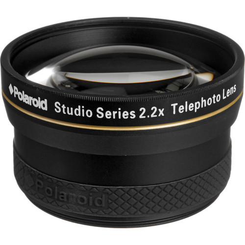 Polaroid Studio Series 58mm 2.2x HD Telephoto Lens
