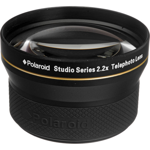 Polaroid Studio Series 72mm 2.2x HD Telephoto Lens