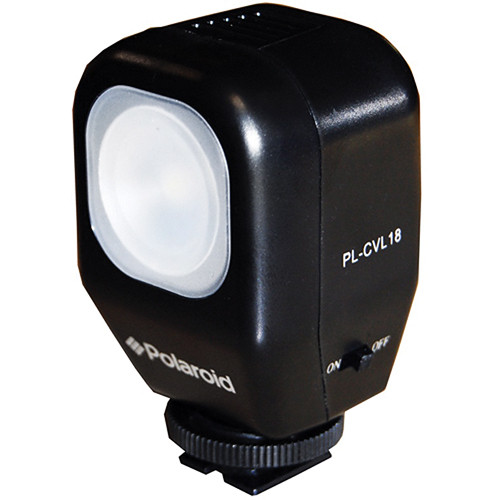 Polaroid Studio Series Camcorder Video Light