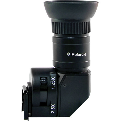 Polaroid 1.25x - 2.5x Right Angle Viewfinder