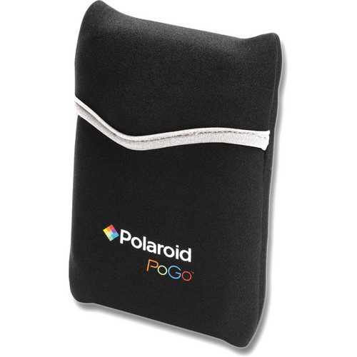 Polaroid Carrying Case For PoGo Instant Mobile Printer (Black)