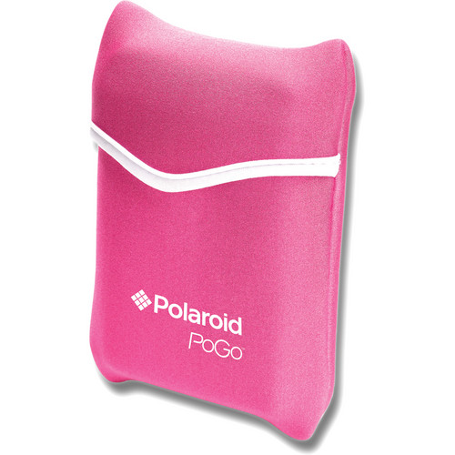 Polaroid Carrying Case For PoGo Instant Mobile Printer (Pink)