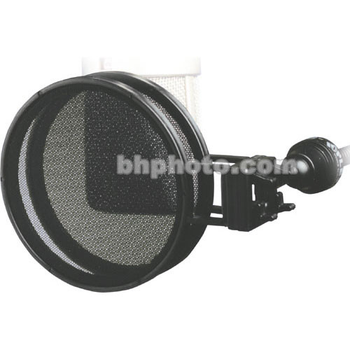 "Popless Voice Screens Pop Filter 3.5"" Dual Acoustic Voice Screen Filter"