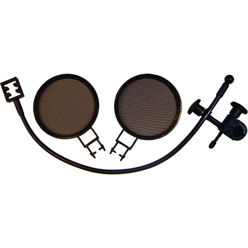 "Popless Voice Screens VAC-b3.5 Pop Filter (3.5"" Diameter)"