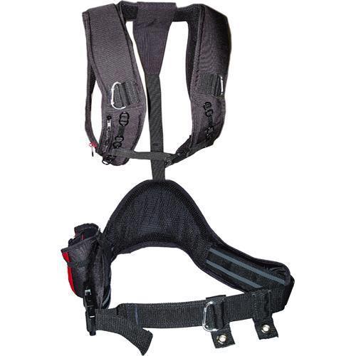 PortaBrace AH-3H-MEMS Audio Harness & Belt, (Small )