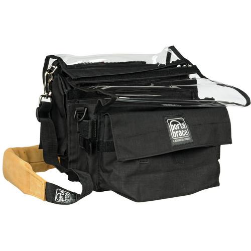 Porta Brace AO-FLEX2EX Audio Organizer (Black)