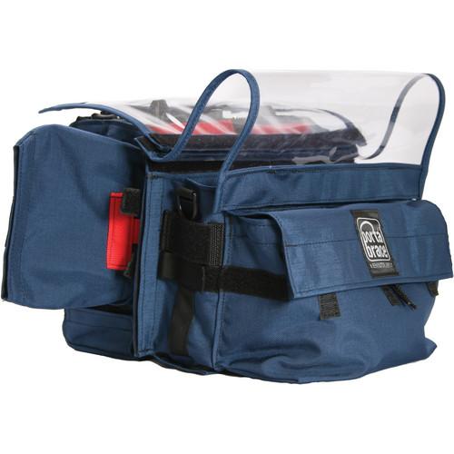 Porta Brace AO-FLEX2EX Audio Organizer (Blue)
