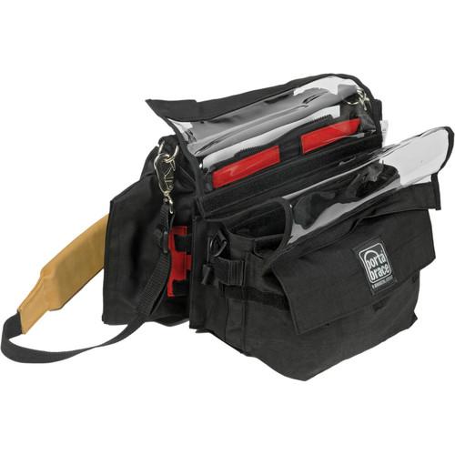 Porta Brace AO-FLEX4 Audio Organizer (Black)
