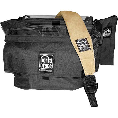 Porta Brace AR-788B Audio Recorder Case (Black)