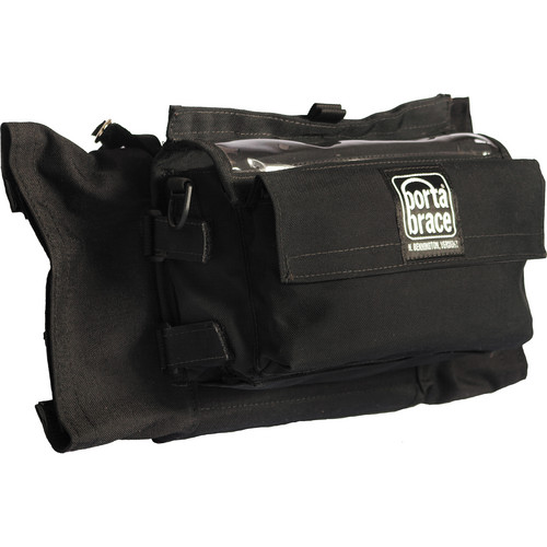 Porta Brace AR-7B Audio Recorder Case (Black)
