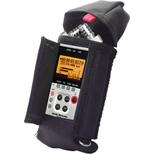 Porta Brace AR-ZH4 Case for Zoom H4/H4n Digital Recorder