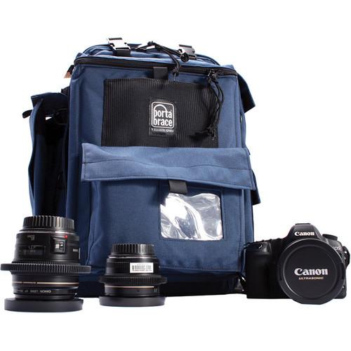 Porta Brace BC-1N Backpack Camera Case (Signature Blue)