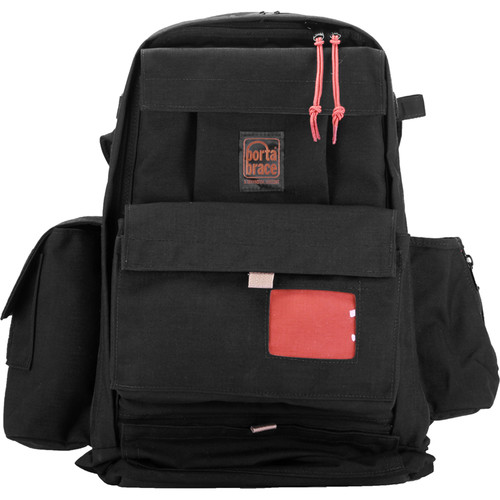 Porta Brace BKS-2XM Expandable Backpack Camera Case (Black)