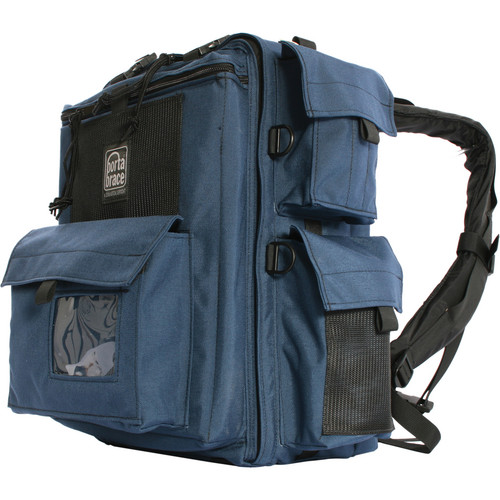 Porta Brace BK-1NQS-M4 Backpack Kit (Blue)