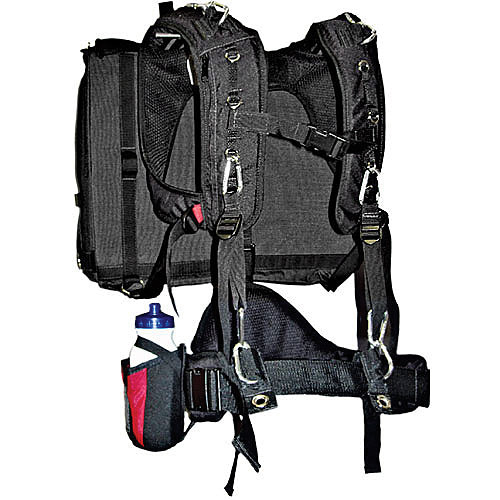 Porta Brace BK-2EX Backpack Camera Case - Extreme (Black)