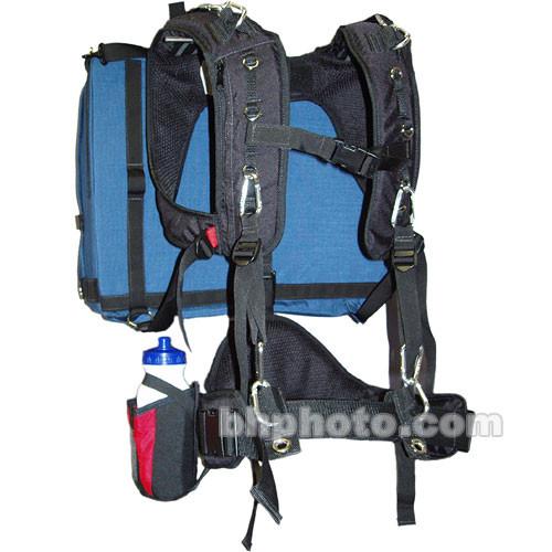 Porta Brace BK-2EXP Backpack Camera Case - Extreme Package (Signature Blue)