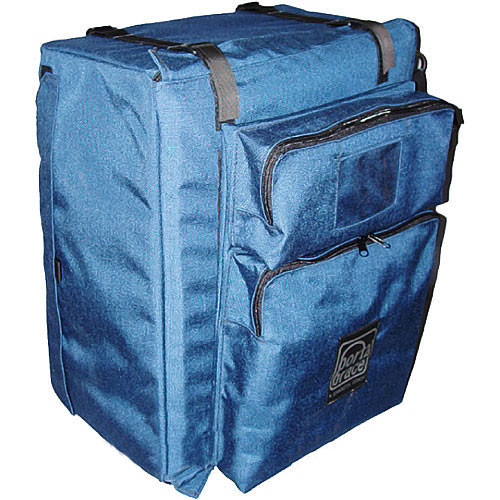 Porta Brace BK-2LC Modular Backpack Local Version - for Camcorder with Accessories (Blue)