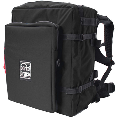 Porta Brace BK-3EXL Modular Backpack Extreme Version Laptop (Black)