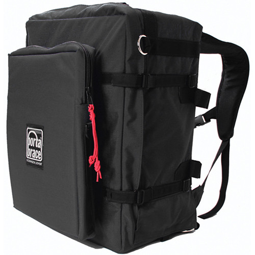 Porta Brace BK-3LCL Modular Backpack Local and Laptop Version (Black)