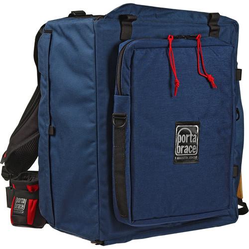 Porta Brace BK-3EXL Modular Backpack Extreme Version Laptop (Blue)