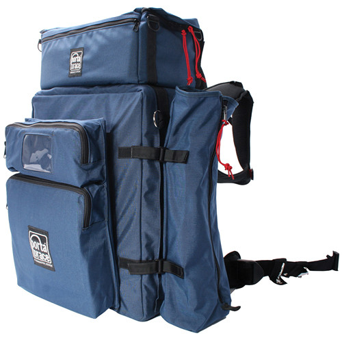 Porta Brace BK-3EXP Modular Backpack Extreme Version with All Modules (Blue)