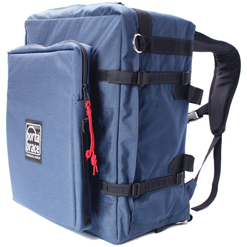 Porta Brace BK-3LCL Modular Backpack Local and Laptop Version (Blue)