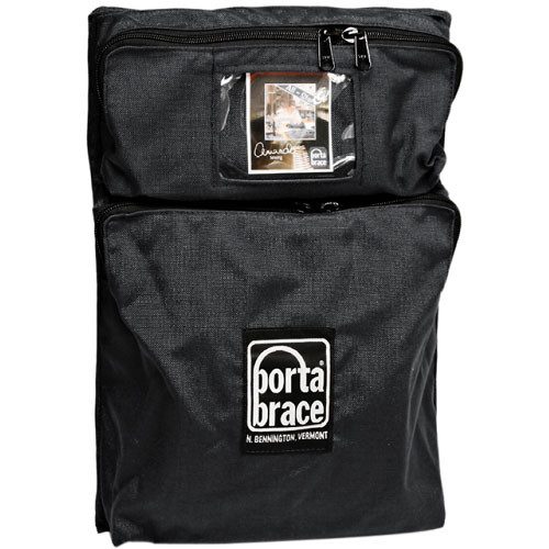 Porta Brace BK-P2MB Two-Pocket Module (Black)