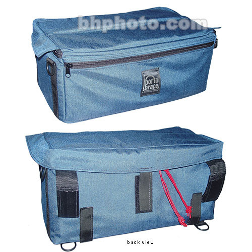 Porta Brace BK-RBM Belt Pack Module (Blue)