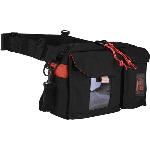 Porta Brace BP-1 Waist Belt Pack (Black)