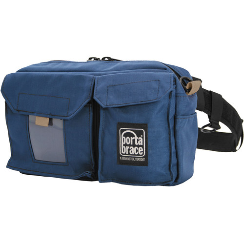 Porta Brace BP-1 Waist Belt Pack (Blue)