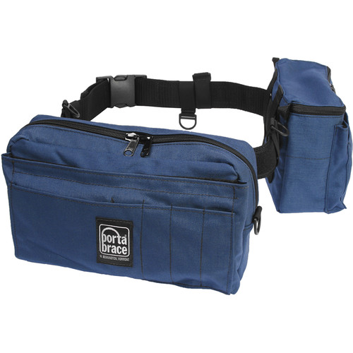 Porta Brace BP-2 Waist Belt Pack (Blue)