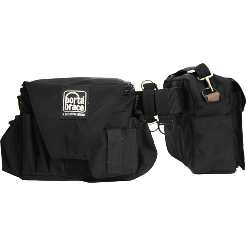 Porta Brace BP-3 Waist Belt Pack (Black)