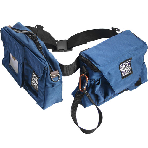 Porta Brace BP-3 Waist Belt Pack (Blue)