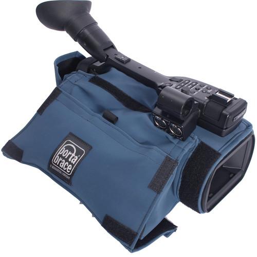 Porta Brace CBA-EX1R Camera Body Armor for Sony Camcorders (Blue)