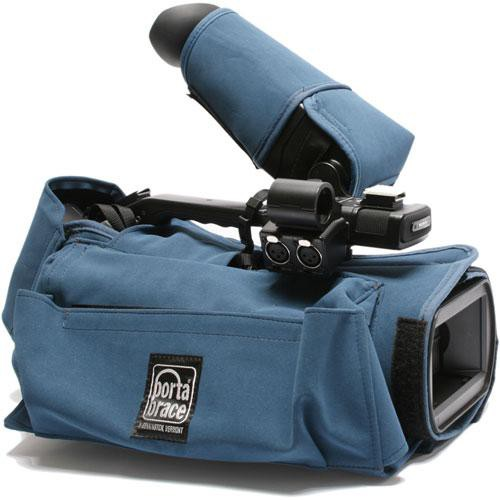Porta Brace CBA-EX3 Camera Body Armor Mini (Blue)