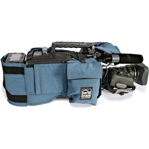 Porta Brace CBA-F900R Camera Body Armor (Blue)