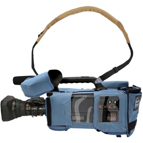 Porta Brace CBA-HPX300 Camera BodyArmor for Panasonic AG-HPX300 (Blue)