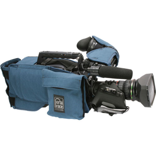 Porta Brace CBA-HPX500 Camera Body Armor (Blue)