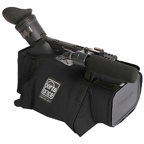 Porta Brace CBA-HVX200B Camera BodyArmor for a Panasonic Compact HD Camera (Black)