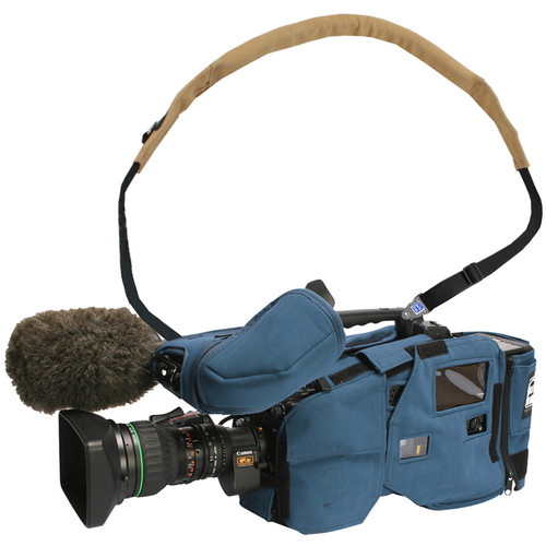Porta Brace Camera Body Armor for Sony PDW-700 (Blue)