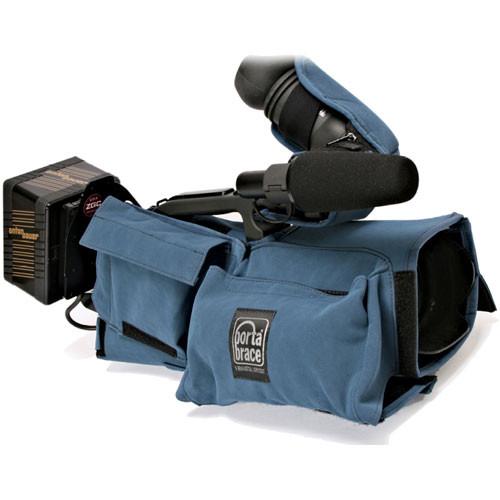 Porta Brace CBA-XL2 Camera Body Armor Mini (Blue)