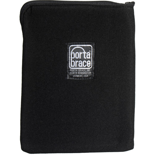 Porta Brace Pro Makeup Interior Pouch Sets (Set of 3, Black)