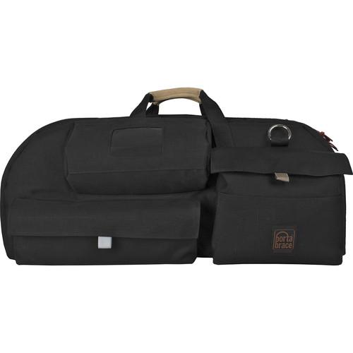 Porta Brace CO-AB-M Carry-On Camcorder Case (Black)