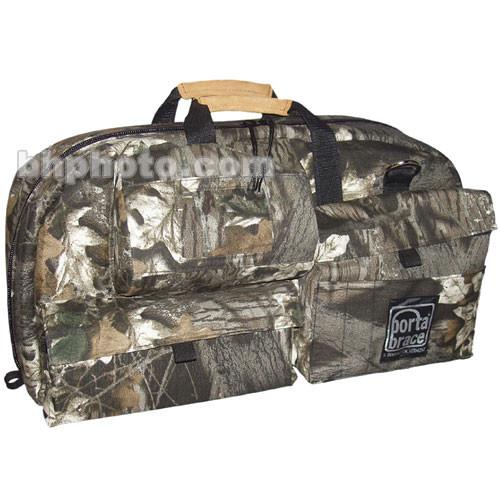 Porta Brace CO-AB-M Carry-On Camcorder Case (Mossy Oak)