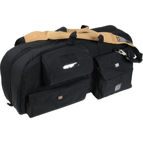 Porta Brace CO-OA-MB Carry-On Camera Case (Extra Large, Black)